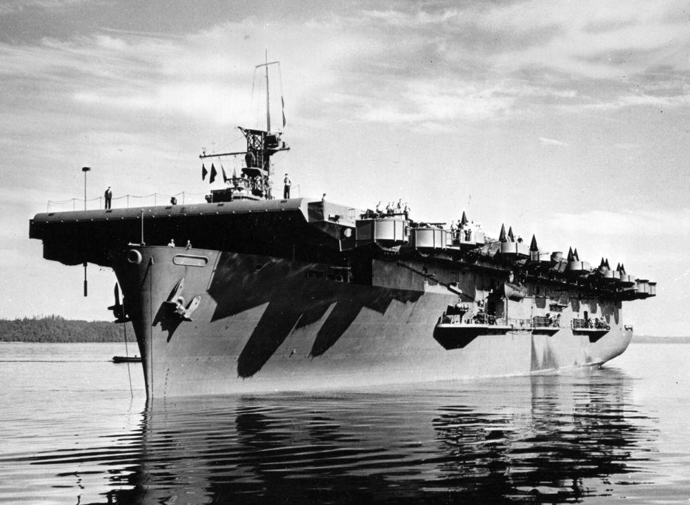 Amerikaanse escortevliegdekschepen van de Casablanca-klasse