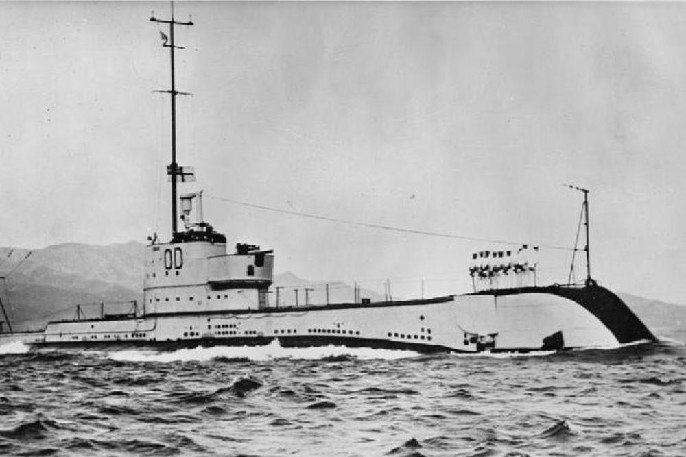 Britse Onderzeeboten van de Odin-klasse