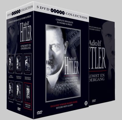 Adolf Hitler, opkomst en ondergang