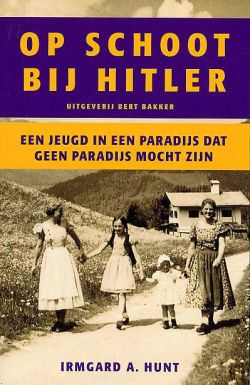Op schoot bij Hitler