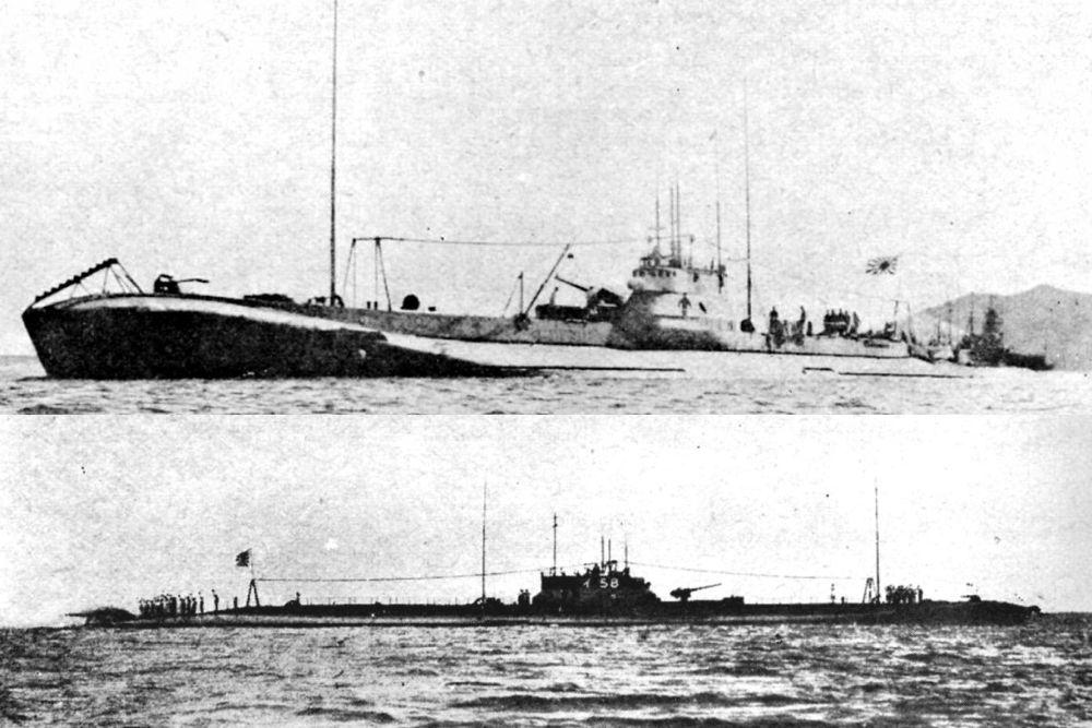 Japanse Onderzeeboten van het Type KDIIIa