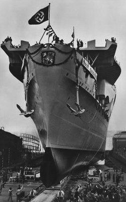 Duitse vliegdekschepen van de Graf Zeppelin-klasse