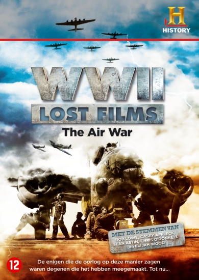 WWII lost Films - The Air War