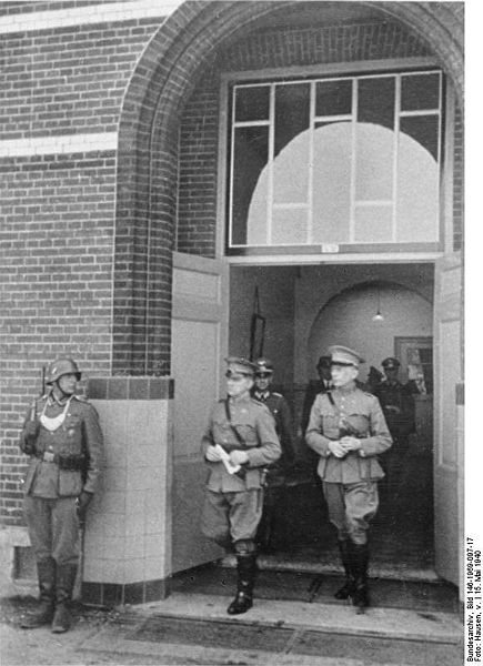 Order generaal Winkelman over capitulatie (15-05-1940)