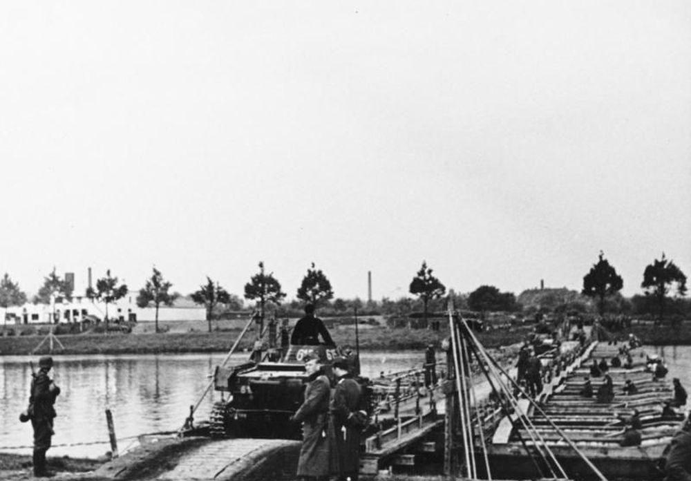 Fall Gelb, het Duitse offensief in het Westen