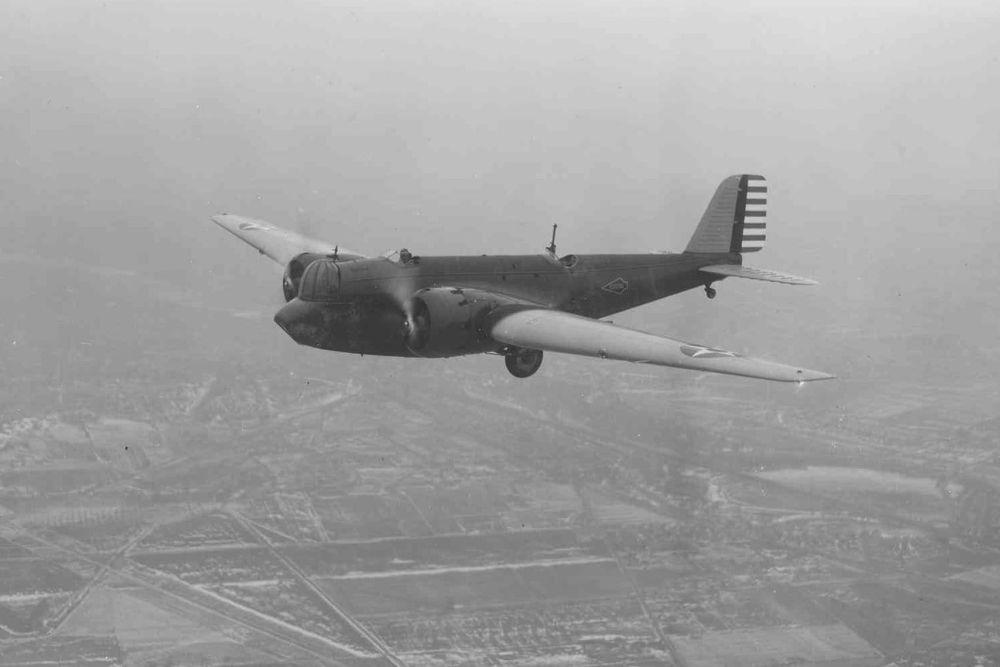 B-10, Martin