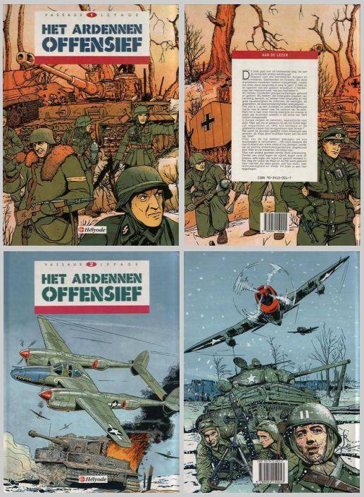 Het Ardennen offensief deel 1 en 2