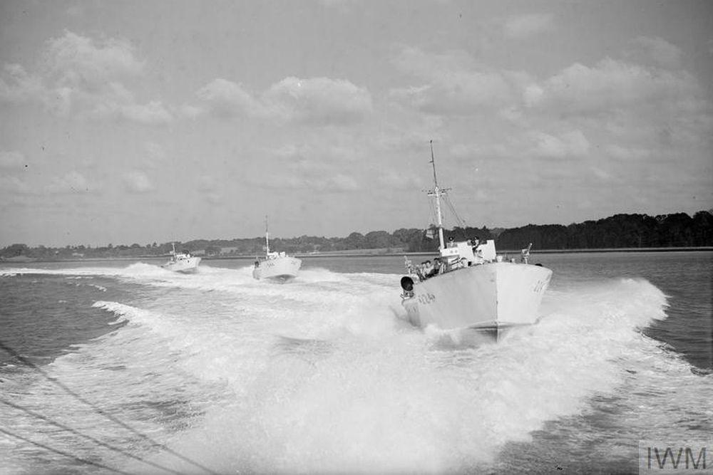 Britse MTB Flotillas