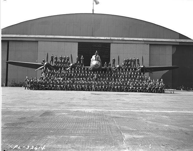 RAF-basis Middleton St. George