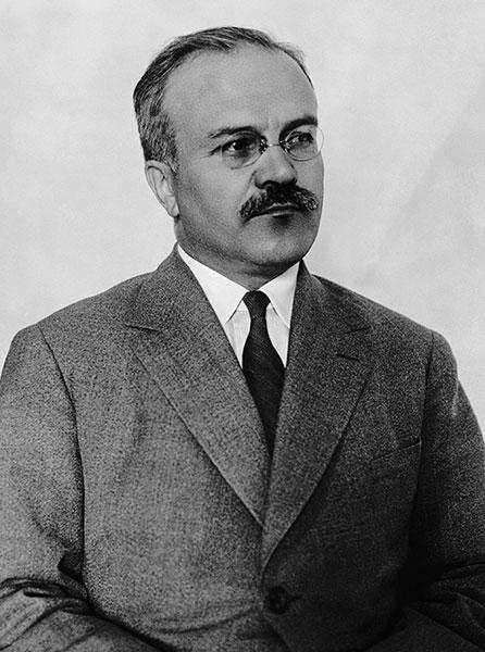 Molotov, Vyacheslav M.