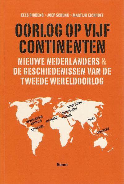 Oorlog op vijf continenten
