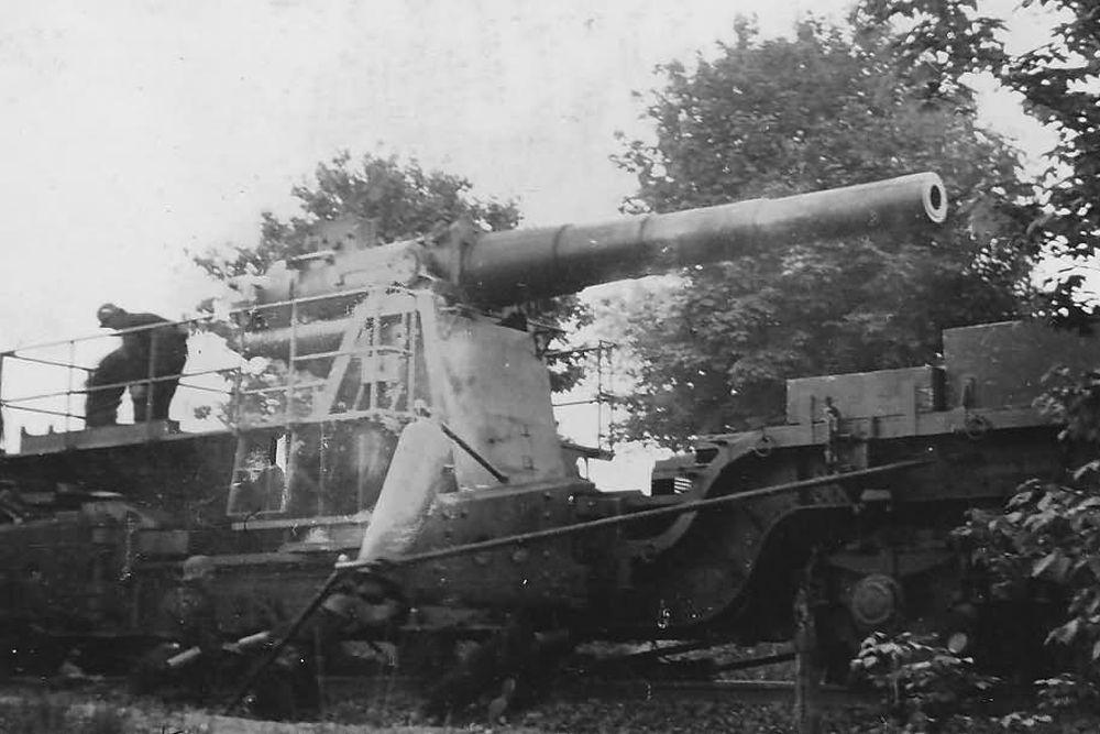 Duitse Spoorweggeschut 17 cm Kanone (Eisenbahn)