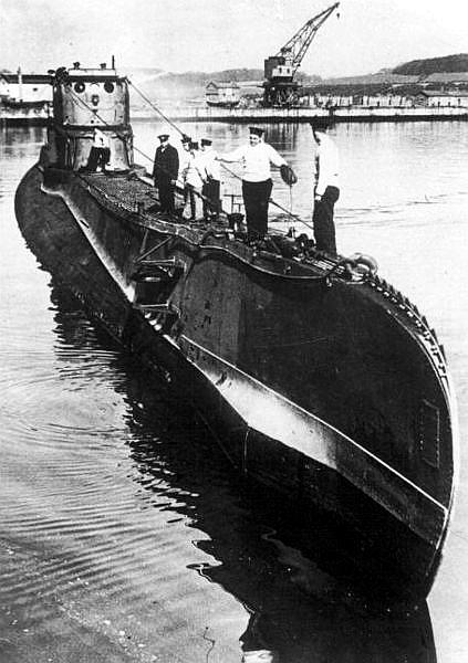 Poolse onderzeeboten van de Orzel-klasse