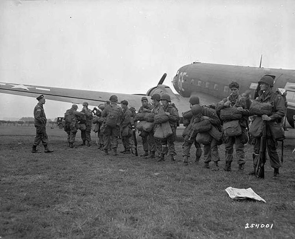 After Action Report 508th Parachute Infantry, 7 December 1944