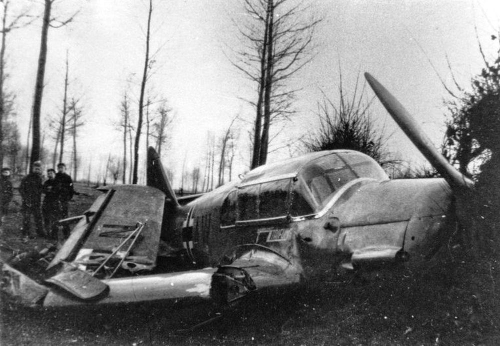 Incident bij de plaats Vucht, 10 januari 1940