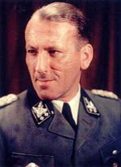 Slotverklaring Ernst Kaltenbrunner