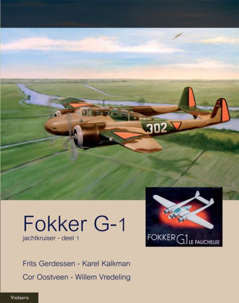 Fokker G-1 'Le Faucheur'