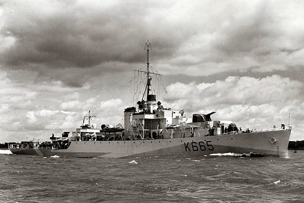 Canadese Fregatten van de River-klasse