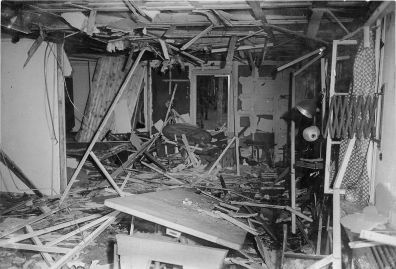 Hitlers radiotoespraak over de moordaanslag van 20 juli 1944 (21-07-1944)