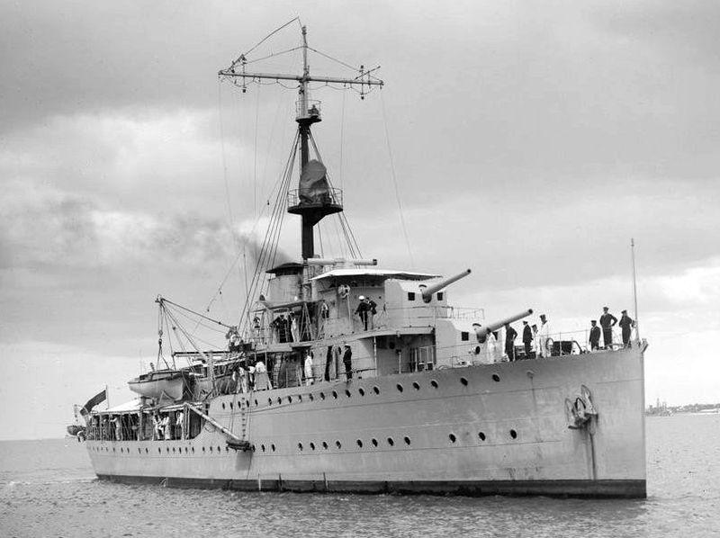 Kanonneerboten van de Flores-klasse