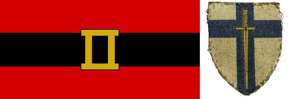 Britse 2nd British Army