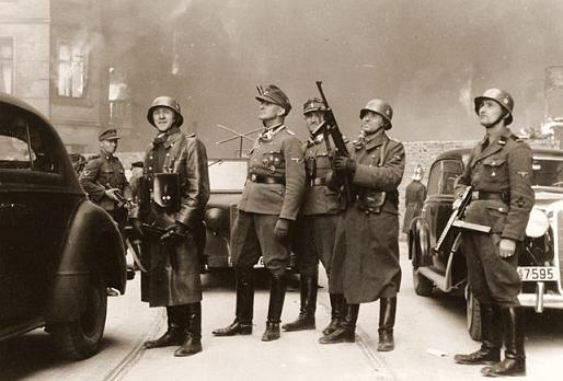Höhere SS und Polizeiführer