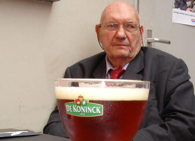 Modeste Van Den Bogaert, experiences in  the Piron Brigade