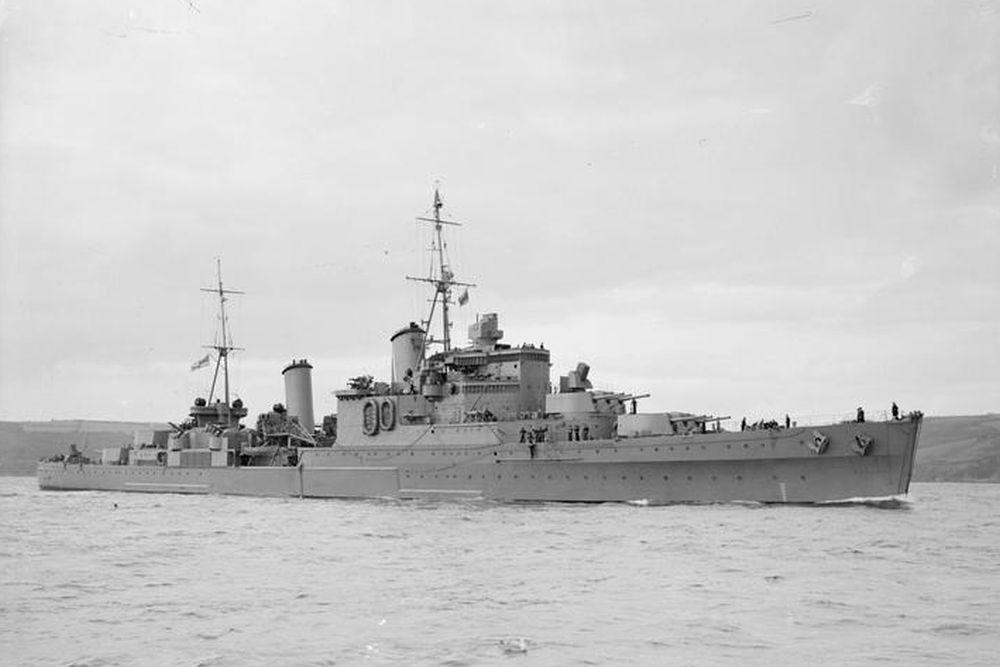 Britse Lichte-kruisers van de Town(II)-klasse