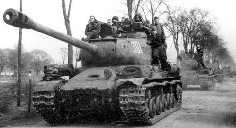 Gardetanklegers van het Rode Leger