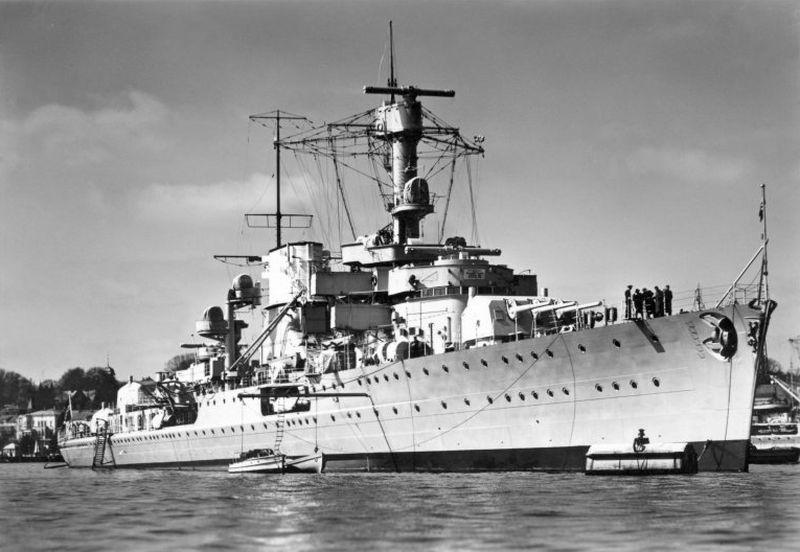 Duitse lichte kruisers van de Leipzig-klasse