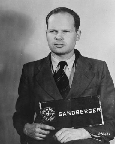 Sandberger, Martin