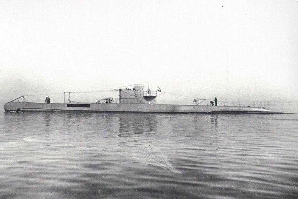 Nederlandse Onderzeeboot Hr. Ms. K XV