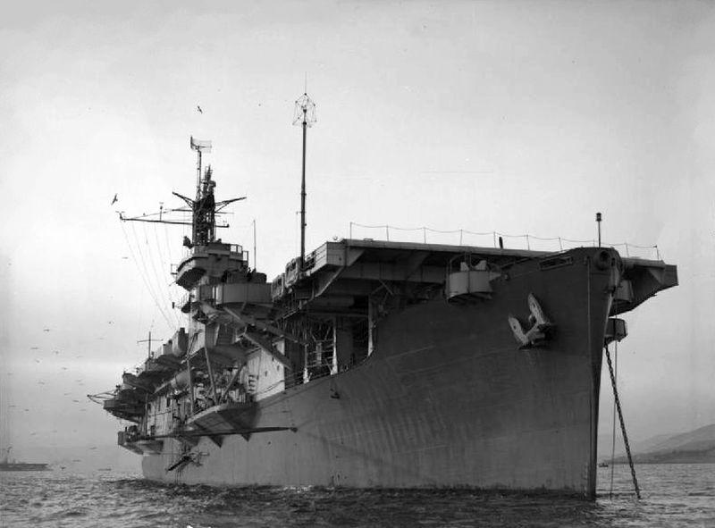 Britse escortevliegdekschepen van de Ameer-klasse