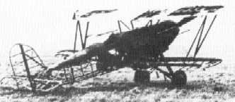 D.XVII (D-17), Fokker