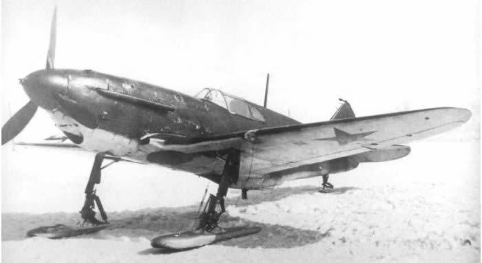 LaGG-1, Lavochkin