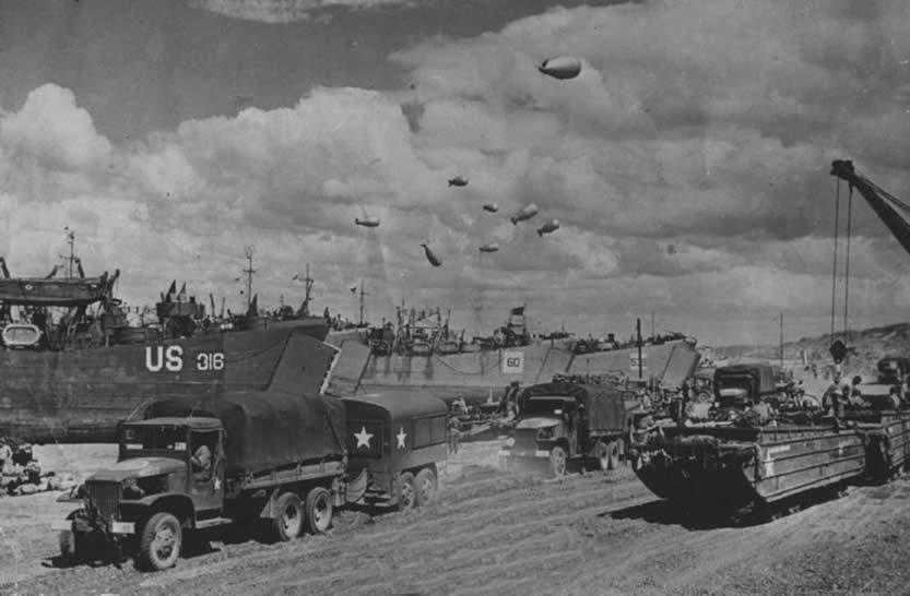 LST Landing Ship Tank