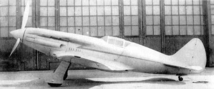 MiG-1, Mikoyan