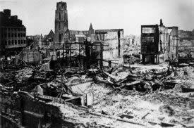 Bombardement op Rotterdam, 14 mei 1940