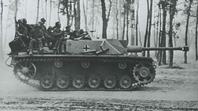 StuG III, Sturmgeschütz