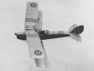 Tiger Moth, De Havilland