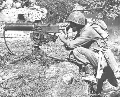 Browning .30 caliber, Machinegeweer