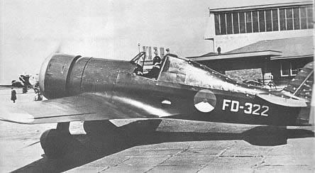 D.XXI (D21), Fokker