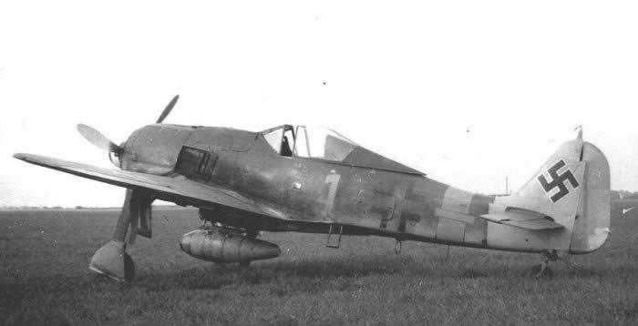 Fw 190, Focke Wulf