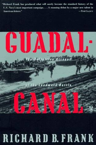 Guadalcanal - the definitive account