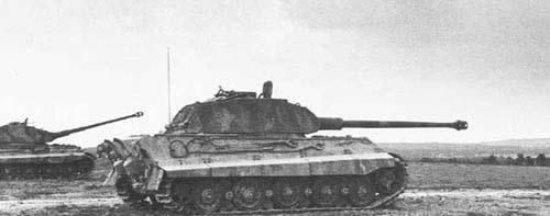 PzKpfw VIb Königstiger