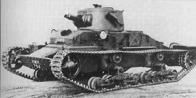 Matilda, infantry tank Mk I/Mk II