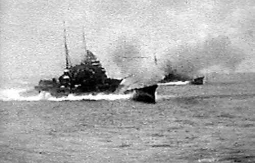 Japanse Zware-kruisers van de Takao-klasse