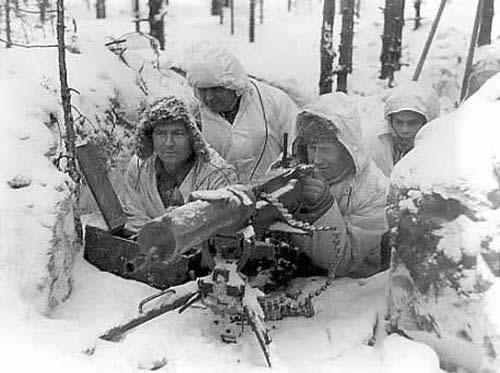 Fins-Russische Winteroorlog 1939-1940